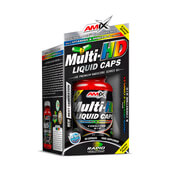 MULTI-HD LIQUID CAPS 60 Caps - AMIX NUTRITION
