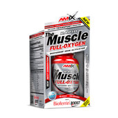 MUSCLE FULL OXYGEN 60 Caps - AMIX NUTRITION