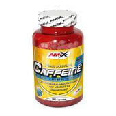 CAFEINA + TAURINA 90 Caps - AMIX NUTRITION