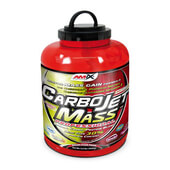 CARBOJET MASS PROFESSIONAL 3kg - AMIX NUTRITION