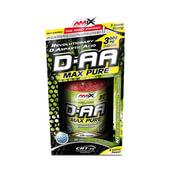 D-AA MAX PURE 100 Caps - AMIX NUTRITION - ÁCIDO D-ASPÁRTICO