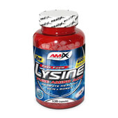 L-LYSINE 600mg 120 Caps - AMIX NUTRITION