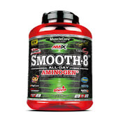 SMOOTH-8 Hybrid Protein 2,3Kg - AMIX NUTRITION