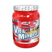 Vit and Mineral Super Pack para deportistas que necesiten un extra de energía.