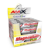 MAGNESIUM LIQUID PLUS 20 x 25ml - AMIX PERFORMANCE