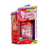 SUPER FIBER 3 PLUS 90 Caps - AMIX NUTRITION