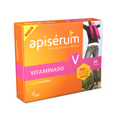 Jalea real y vitaminas. ¿Qué más se puede pedir para tener más energía? ¡Que sea de Apisérum Vit