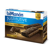 BARRITAS DE CHOCOLATE INTENSO 8 x 40g - BIMANAN