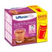 BATIDO CHOCO AND LATTE + COCTELERA - BIMANÁN LÍNEA