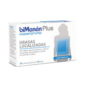 MORFOTIPO RECTANGULO 36 Caps - BIMANAN PLUS