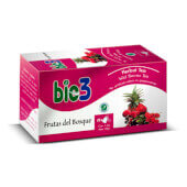 Bie3 Te Frutas Del Bosque infusión rica en antioxidantes.