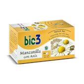 BIE3 MANZANILLA CON ANIS 25 Infusiones de 1,4g