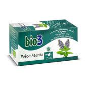 BIO3 POLEO MENTA ECOLOGICO 25 Infusiones de 1,5g