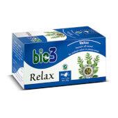 Bie3 Relax alivia el estrés naturalmente.
