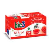 Bie3 Te Rojo Pu-Erh infusión ideal para el control de peso.
