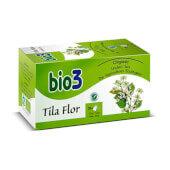 BIO3 TILA FLOR ECOLOGICO 25 Infusiones de 1,6g