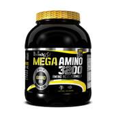 MEGA AMINO 3200 - 300 Tabs - BIOTECH USA