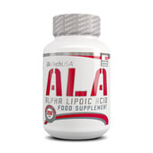 ALA ALPHA LIPOIC ACID 50 Caps - BIOTECH USA