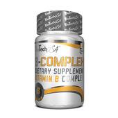 B-COMPLEX 60 Tabs - BIOTECH USA