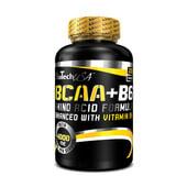 BCAA + B6 200 Tabs - BIOTECH USA