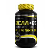 BCAA + B6 340 Tabs - BIOTECH USA