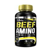 BEEF AMINO 120 Tabs - BIOTECH USA