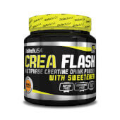 CREA FLASH 320g - BIOTECH USA