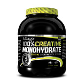 100% CREATINE MONOHYDRATE MICRONIZED 1000g - BIOTECH USA