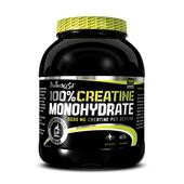 100% CREATINE MONOHYDRATE MICRONIZED 500g - BIOTECH USA