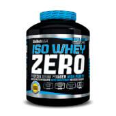 ISO WHEY ZERO 2270g - BIOTECH USA