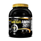 MEGA AMINO 3200 - 500 Tabs - BIOTECH USA