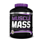 MUSCLE MASS 2270g - BIOTECH USA