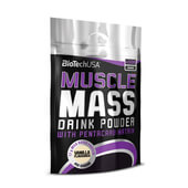 MUSCLE MASS 4500g - BIOTECH USA