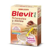 BLEVIT PLUS 5 CEREALES Y DATILES 300g - BLEVIT