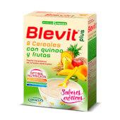 BLEVIT PLUS 8 CEREALES CON QUINOA Y FRUTAS 300g - BLEVIT