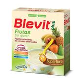 BLEVIT PLUS SUPERFIBRA FRUTAS 600g - BLEVIT