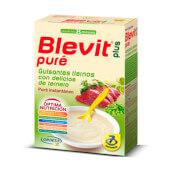 BLEVIT PLUS PURE GUISANTES TIERNOS CON DELICIAS DE TERNERA 280g - BLEVIT