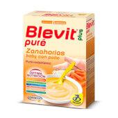 BLEVIT PLUS PURE ZANAHORIAS BABY CON POLLO 280g - BLEVIT