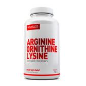 ARGININE ORNITHINE LYSINE 100 Caps - BODYRAISE NUTRITION