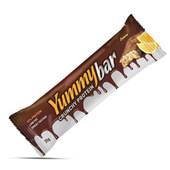 YUMMY BAR CRUNCHY PROTEIN 6 x 35g - BODYRAISE NUTRITION