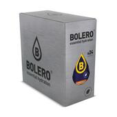 Bolero Isotónico Naranja con Stevia ideal para los deportistas.