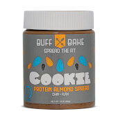 MANTEQUILLA DE ALMENDRA COOKIE 368g - BUFF BAKE