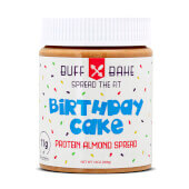 MANTEQUILLA DE ALMENDRA BIRTHDAY CAKE 368g - BUFF BAKE