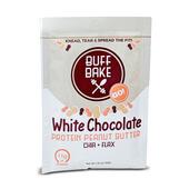 MANTEQUILLA DE CACAHUETE CHOCOLATE BLANCO 32g - BUFF BAKE