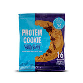 PROTEIN COOKIES CHOCOLATE CHIP MANTEQUILLA CACAHUETE 80g - BUFF BAKE