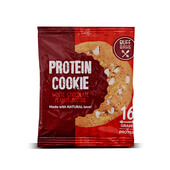 PROTEIN COOKIES CHOCOLATE BLANCO MANTEQUILLA CACAHUETE 80g - BUFF BAKE