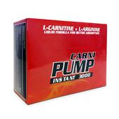 CARNIPUMP INSTANT 3000 - 20 x 50ml - BULL SPORT NUTRITION