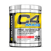 C4 MASS 30 Servicios - CELLUCOR