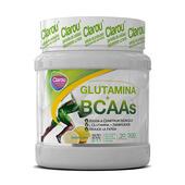 GLUTAMINA + BCAA 300g