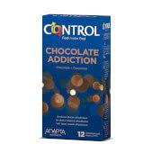 CONTROL CHOCOLATE ADDICTION 12 Unidades - CONTROL